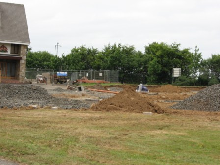 Building work commenced on our new church hall complex on Monday 13th April 2008. If all goes to plan the project should be completed by the end of the year.<br>