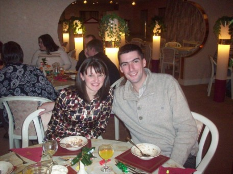 The Youth Fellowship Dinner was held on Thursday 4th December 2008 in the TBF Thompson Ministries complex in Garvagh.